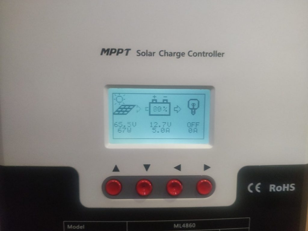 charge controller MPPT